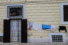 Street scene in Bari