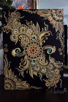 1 million+ Stunning Free Images to Use Anywhere Mandala Design, Mandala Dots, Henna Kunst, Henna Art, Mandala Drawing, Mandala Painting, Henna Canvas, Canvas Art, Dot Art Painting