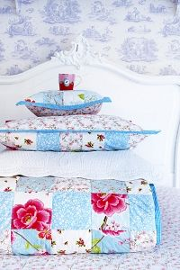 PiP Birds in Paradise Patch Sprei