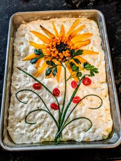 Savoury Baking, Bread Baking, Bread Recipes, Cooking Recipes, Bread Art, Food Garnishes, Appetizer Recipes, Appetizers, Spring Recipes
