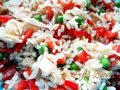 Salata de orez cu pui, legume Caprese Salad, Digital Camera, Olympus, Food, Salads, Digital Camo, Essen, Digital Cameras, Meals