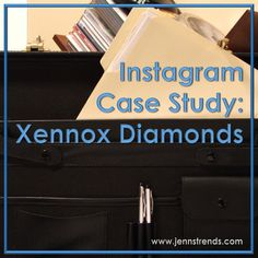 For this Instagram case study, we look at Xennox Diamonds and how they use Instagram to instill trust in their business.