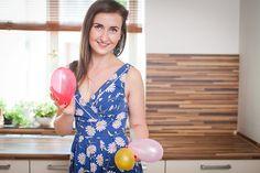 Co s balonky? Než je rozvěsíte po domě a začnete chystat party, využijte jejich část na výrobu jedlých čokoládových mističek!
