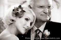 #Bride & #Groom #Wedding #Portrait by #DominoArts (www.DominoArts.com)