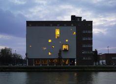Architectura - A2O voltooit begin 2014 laatste fase De Silo / BOYDENS / *Foto: Niels Donckers