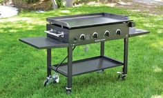 """Groupon - $ 299.99 for a Blackstone 36"""" Griddle Station with Cover and Accessories ($ 361.97 List Price). Free Shipping.. Groupon deal price: $299.99"""
