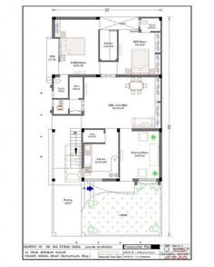30 x 60 house plans » Modern Architecture Center - Indian House ...