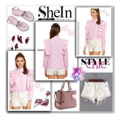"""Shein"" by slavka-jovic ❤ liked on Polyvore"