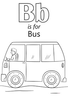 School Bus Coloring Page . 30 Best Of School Bus Coloring Page . School Bus Color Page Coloring Pages Letter B Coloring Pages, Preschool Coloring Pages, Coloring Pages To Print, Free Printable Coloring Pages, Coloring Pages For Kids, Coloring Sheets, Kids Coloring, Letter B Worksheets, Preschool Worksheets