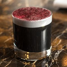 Black Betty INGREDIENTS IN THE BLACK BETTY COCKTAIL 1 1⁄2 oz El Jimador blanco tequila 1⁄2 oz Odd Society crème de cassis 1 oz Pressed lime juice 1⁄4 oz Black sesame orgeat syrup* 1 Egg white 1⁄2 tsp Activated charcoal
