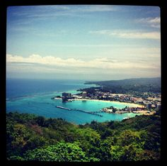 Ocho Rios, Jamaica. Stopped here on with RCCL on Oasis of the Seas. (Family Cruise on RCCL Oasis of the Seas: Aug 2011)