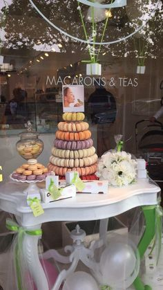 Chantal Guillon Macarons & Tea