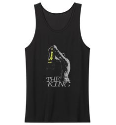 The King Messi Fans Barcelona Celebrate Tank Top