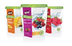MOOV / Alasko - Frozen Fruit Packaging on Behance