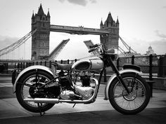 vintage triumph motorcycles - Google Search