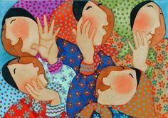 Authentische Menschen reden ohne Angst. Sie sagen, was sie denken und handeln dementsprechend.