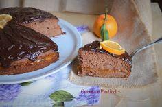 Torta+al+cioccolato+e+mandaranci
