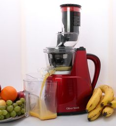 Aicok Slow Masticating Juicer Extractor Cold Press Juicer Quiet Motor with Ju
