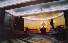 Masonic Temple Pannetier Grand Orient France