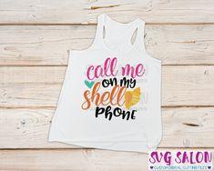 Printing Videos Fabric Fashion Adult Family Vacation Ideas Tips Monogram Shirts, Vinyl Shirts, Personalized T Shirts, Beach T Shirts, Summer Shirts, Beach Kids, Summer Kids, Shirts For Girls, Kids Shirts