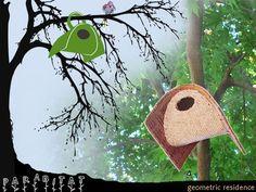 DIY birdhouse made with carpet samples Bird Houses Diy, Bird Aviary, Carpet Samples, Animal Projects, Diy Stuffed Animals, Rugs On Carpet, Fun Crafts, Birdhouses, Diy Birdhouse