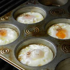 Eggs on the Grill Food To Take Camping, Camping Dishes, Camping Meals, Family Camping, Camping Recipes, Camping Cooking, Camping List, Camping Stuff, Camping Activities