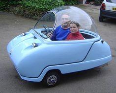 Mini Carro Peel P50