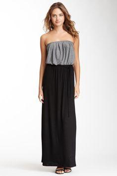 Strapless Maxi Dress on HauteLook