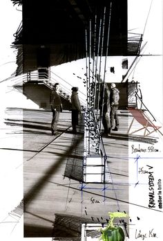 Jardin d'en haut une Spree Terrasse, 2011 | atelier de balto | landscape…