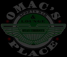 Omac's Place Sports Bar & Lounge Custom Light Up Shirt