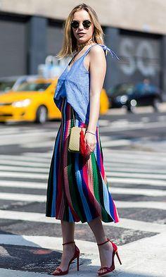 Ya están aquí las 'american girls' con más poder sobre la pasarela de asfalto. La semana de la moda neoyorquina marca el ritmo de lo que se llevará este otoño.