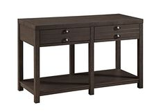 Westbrook Cobblestone Console Table -- Visit the image link more details. (This is an affiliate link) #FurnitureSofaTables