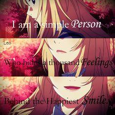 Your Lie In April // Shigatsu Wa Kimi No Uso    Anime Quotes