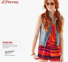 Check out jcpenney coupon code 30% off - The jcpenney coupon code 30% off allows a discount of 30% on the total billing amount or may also be applied to selected products depending on the deals put up by the store and also get free shipping on select items. Also you can save your precious time by shopping through online rather than shopping at stores. Jcpenney provides the customers almost all every offer and deal which is offered in stores except some items.