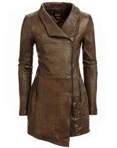 Danier : women's leather jacket