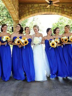2019 Long A-Line Sweetheart Chiffon Royal Blue Bridesmaid Dresses Bridesmaid Dresses royal blue bridesmaid dresses Cobalt Blue Dress Bridesmaid, African Bridesmaid Dresses, Royal Blue Bridesmaid Dresses, Royal Blue Dresses, Wedding Bridesmaids, Wedding Dresses, Bridesmaid Hair, Clash Royale, Royal Enfield