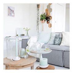 ☆ dit zijn volgens ons de populairste bijzettafeltjes ☆ nu op het blog, link in profiel  Wij zijn nog steeds verliefd op het mintkleurige HAY tafeltje die @bintihome zo mooi op de foto heeft gezet  Wat is jouw favoriet??  Fijne avond allemaal!  #interiør #interior #interieur #inspiration #interior4all #interior123 #inspointerior #interiorwarrior #home #house #homedecor #homecrush_
