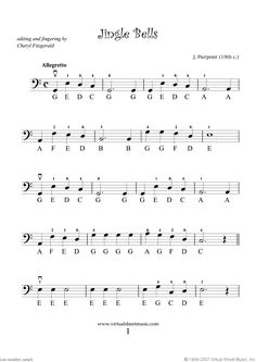 cello music sheets - Bing Images