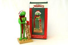 Kurt S. Adler Santa's World Kermit The Frog Nutcracker $139.09