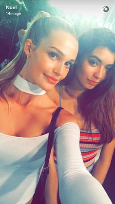Noel Berry || Snapchat  (August 27, 2016)