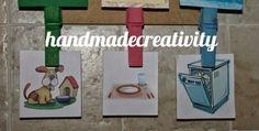 Di faccende di casa, bimbi e aiuto by Handmade Creativity