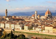 A modern hotel in beautiful central Florence, with breakfast, complimentary bike rental and a dinner discount
