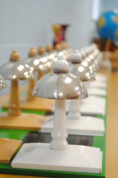 Montessori Bells. What a fun way to build listening skills. This is so important for early phonemic awareness.