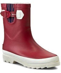 Holínky PEPE JEANS - Wet Basic PBS50040 Royal Red 264