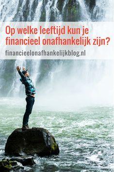 Wat is de leeftijd waarop je in Nederland financieel onafhankelijk kunt zijn? Zodat je lekker kunt doen waar je zin in hebt. Lees het hier!