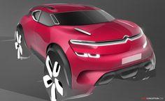 Citroën Aircross Concept to Debut at Shanghai Motorshow - AutoConception.com