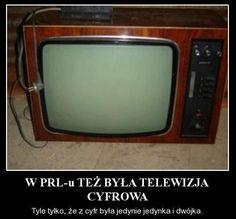 telewizor ametyst 102..bar mleczny str faceb Poland People, Vintage Tv, Box Tv, Nostalgia, Memories, Retro, Childhood, Bar, Humor