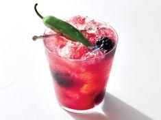 Lime Margarita Recipe, Blackberry Margarita, Margarita Recipes, Cocktail Recipes, Cocktail Jars, Tequila Recipe, Blackberry Recipes, Fruit Recipes, Citrus Recipes
