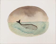 Whale 17 via Etsy