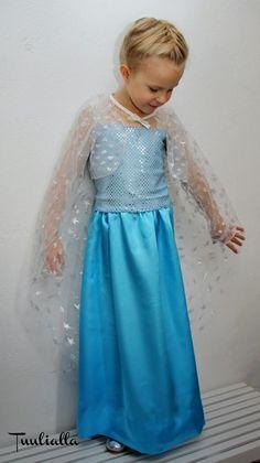 Tuulialla: Frozen Elsa